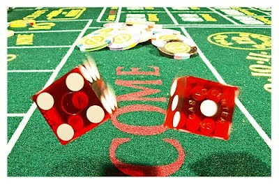 Read more about having a craps table at your party.
