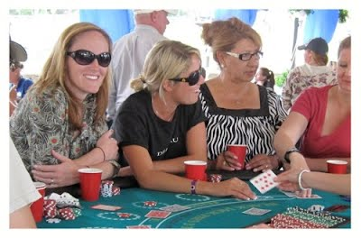 Summer BBQ Birthday? Add some blackjack with Best Bet Entertainment!